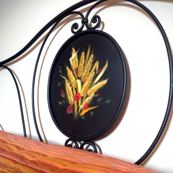Camera matrimoniale Agriturismo a Gubbio