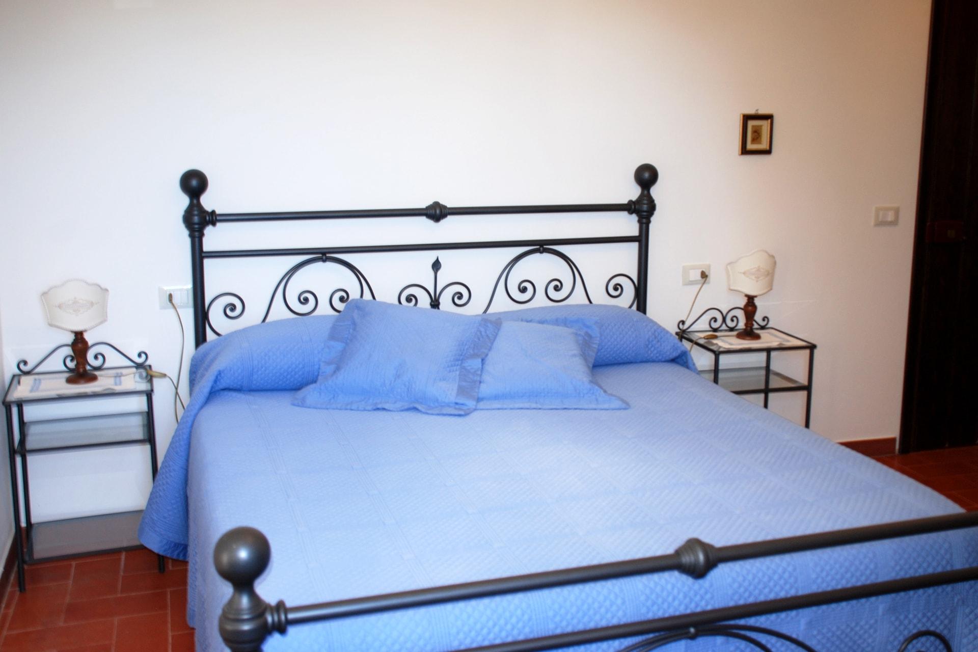 Dormire a Gubbio - camera Fiordaliso
