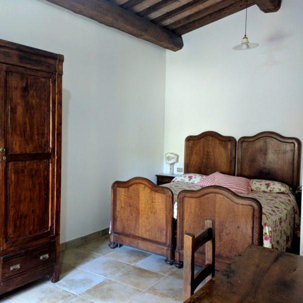 Agriturismo in Umbria camera quadrupla
