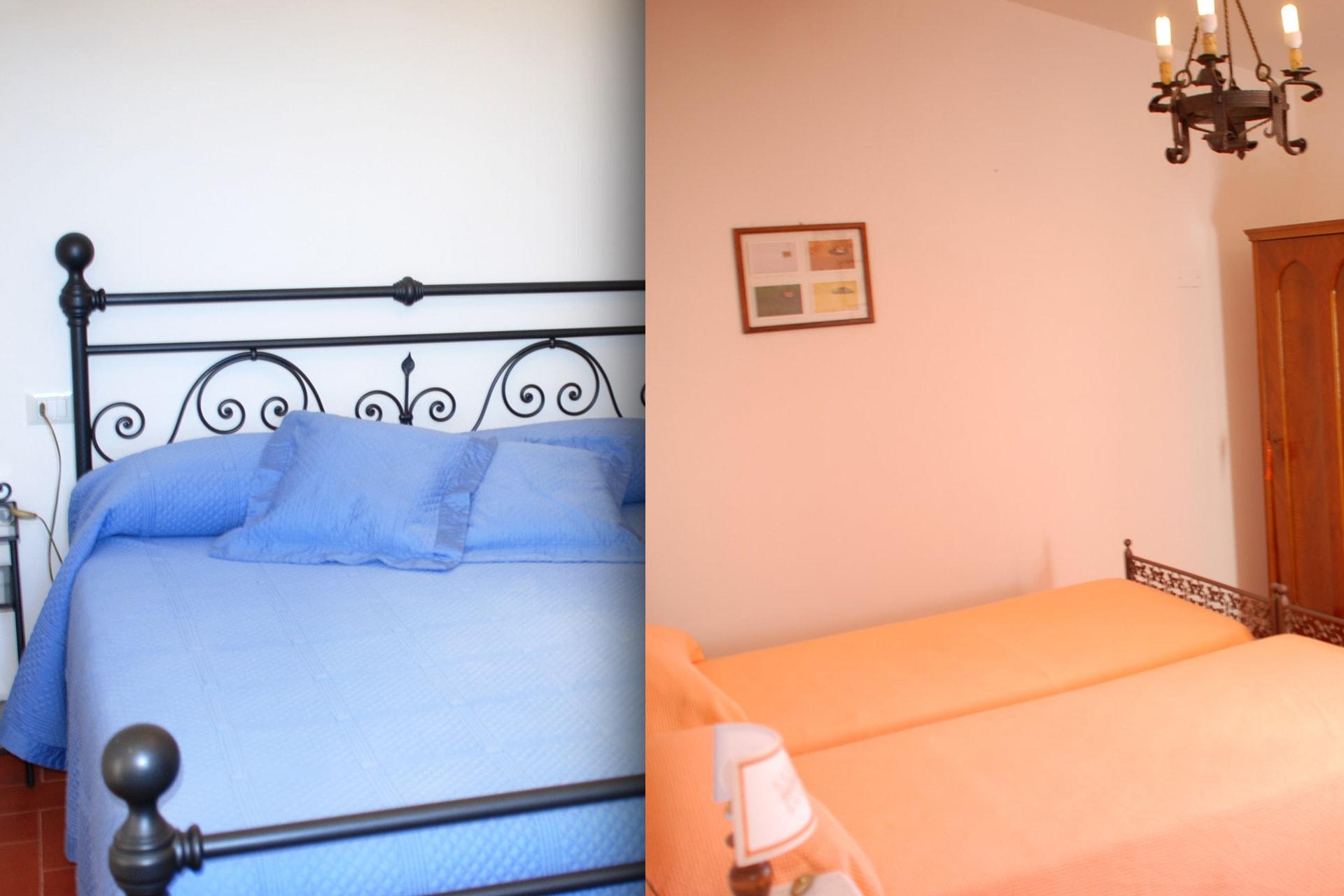 Alloggio a Gubbio - camera familiare